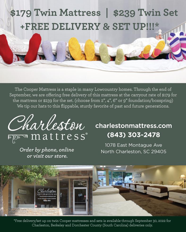The Cooper Mattress