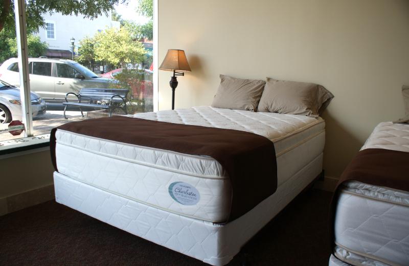 The Charleston Mattress 174 Our Showroom